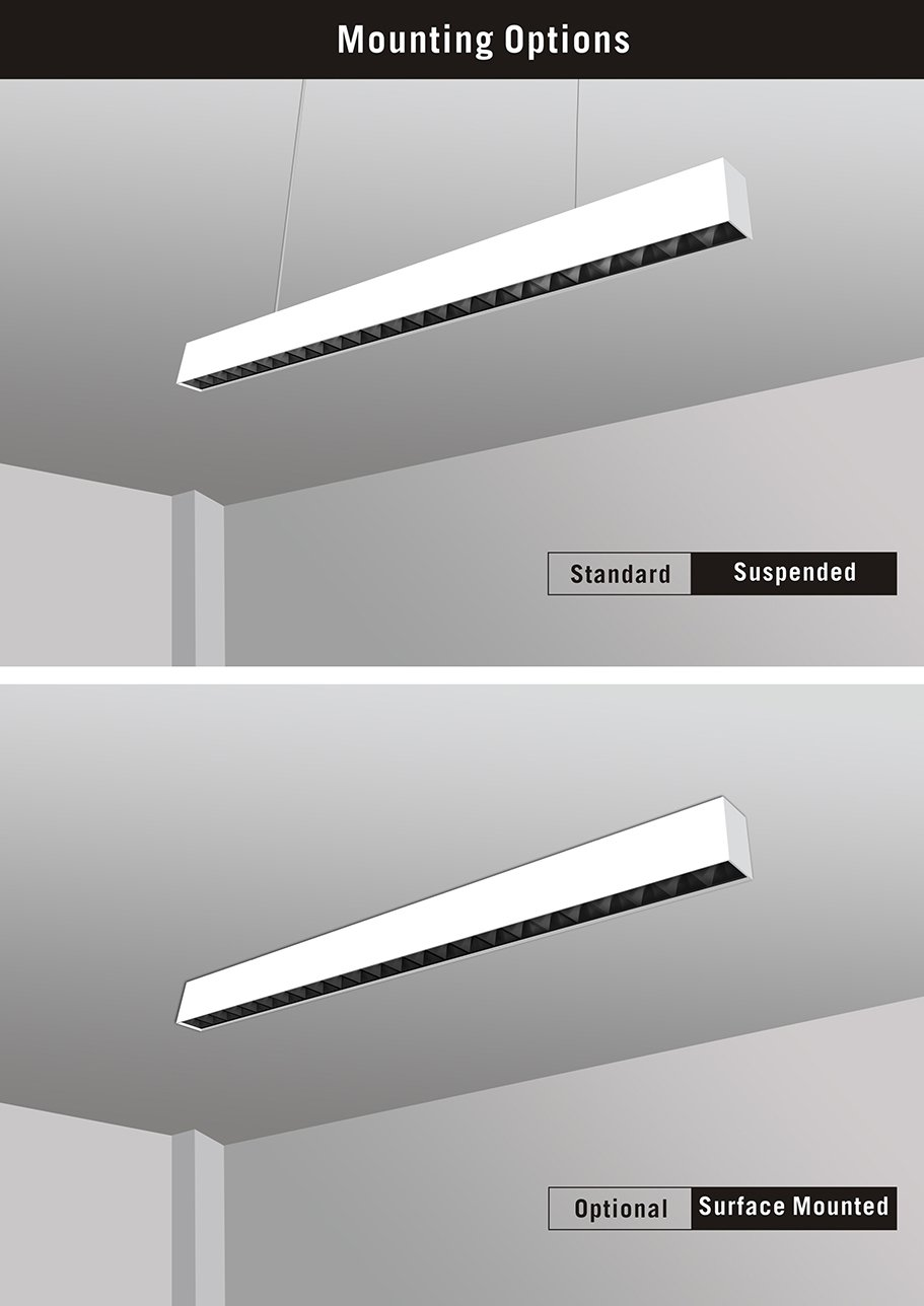 Stealth Light Lighting Elements